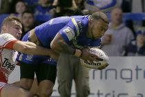 Kevin Penny reveals the meaning behind his try celebration
