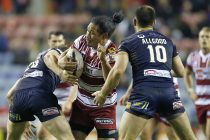 Wigan duo charged by the RFL