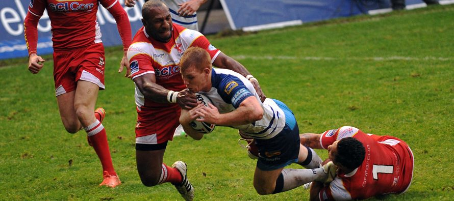 Hardman privileged to be Featherstone player ahead of testimonial match