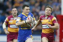 Bradford re-sign Jordan Lilley on a month-long loan