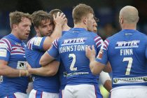 Gilmour talks up Wakefield's heroics