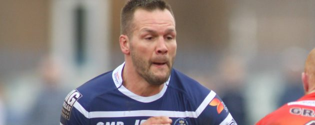 Featherstone forward handed two-match ban