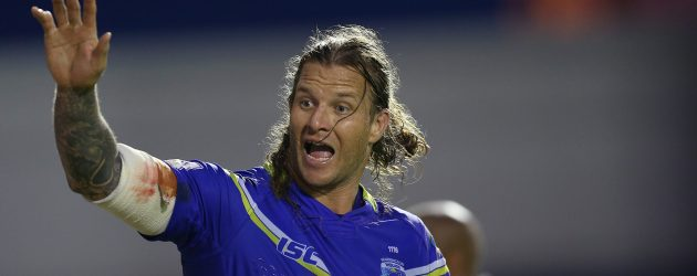 Ashton Sims prepares for his debut final at the age of 31