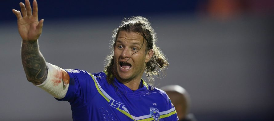 Warrington confirm Ashton Sims will leave to join Toronto Wolfpack in 2018
