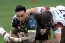 The Championship is as tough as Super League, says Leigh star Hansen