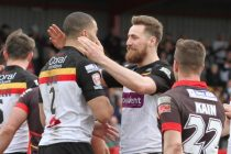Bradford duo James Clare and Omari Caro sign new deals