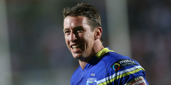 Warrington would be better off with more cover for Kurt Gidley.
