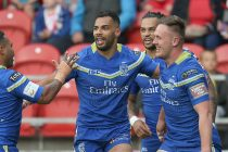 Warrington ready to have a crack at the treble