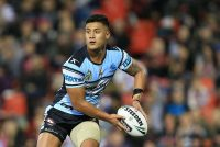 Cronulla halfback won't move to England this year