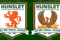 Hunslet reveal new club crests