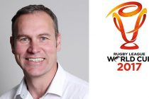 New CEO for Rugby League World Cup