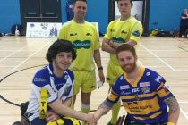 Wheelchair Cup Final pits Leeds and Halifax against each other
