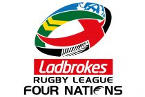 Ladbrokes to sponsor the Four Nations