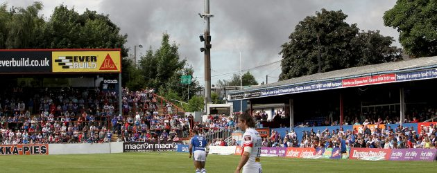 Wakefield secure agreement to stay at Belle Vue as redevelopment plans come to light
