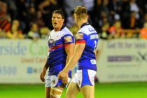Harrison aiming to send Wakefield team-mates out on a high