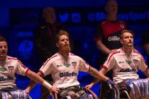 England and France go head-to-head in Wheelchair World Cup Final