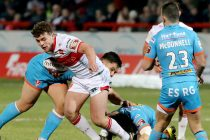 Hull KR ruled out for the season after playing on with broken back