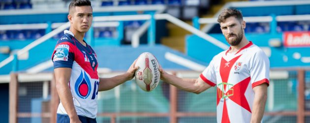 Workington teammates set for international battle – when Malta face Thailand