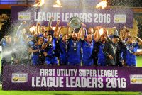 Warrington stun Brisbane to earn Super League bragging rights