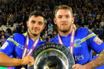 Declan Patton reveals all about tough start to 2017 with Warrington