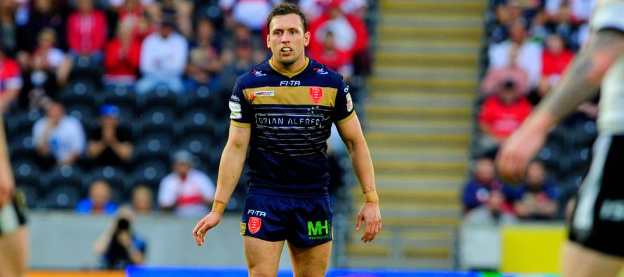 Lunt insists promotion tops Grand Final glory as Hull KR prepare for Super League 2018