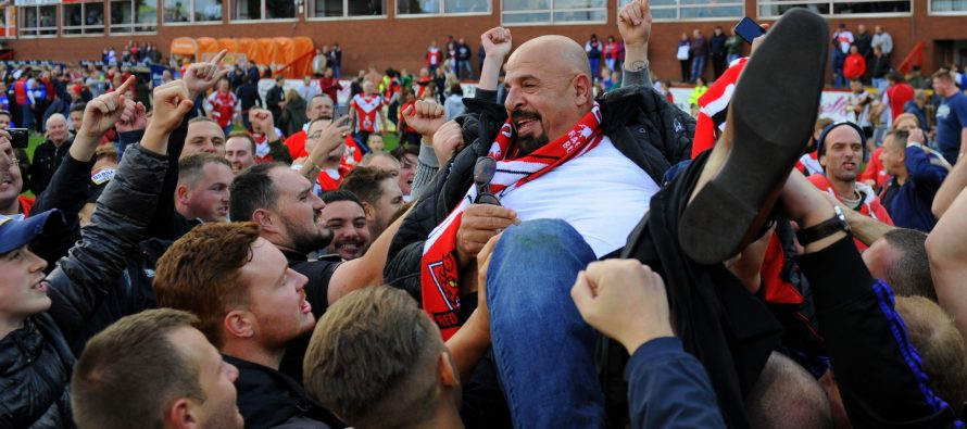 Leigh and Salford owners to appear on daytime TV next week