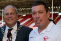 Sheffield Eagles CEO resigns