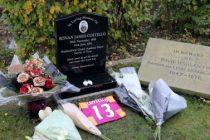 Huddersfield reveal Ronan Costello memorial