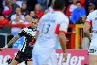 Salford and Hull KR fined over crowd trouble at Million Pound Game