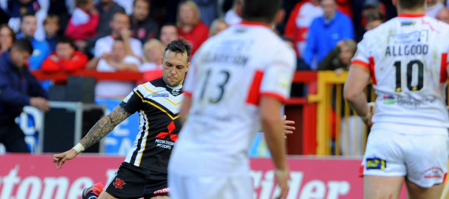 Majestic O'Brien inspires Salford to victory over Huddersfield