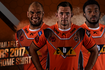 Castleford the latest club to reveal new kit