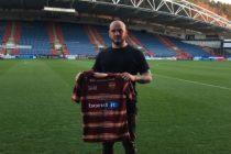 Huddersfield confirm Ferguson signing