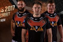 Castleford reveal new away shirt