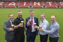 Saints agree drinks partnership