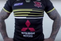 Salford reveal new away strip