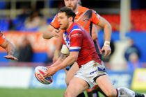 Grix looking forward to playing his part in youth development at Wakefield
