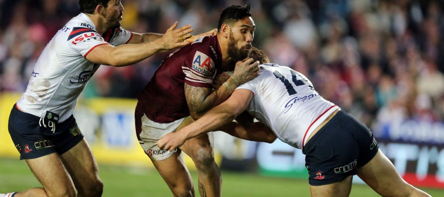 Five things you didn't know about… Jesse Sene-Lefao