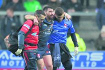 Smith set for prolonged period on the sidelines after 'disgusting' tackle