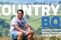 Adam Tangata: The easy-going Cook Islander taking the Championship by storm