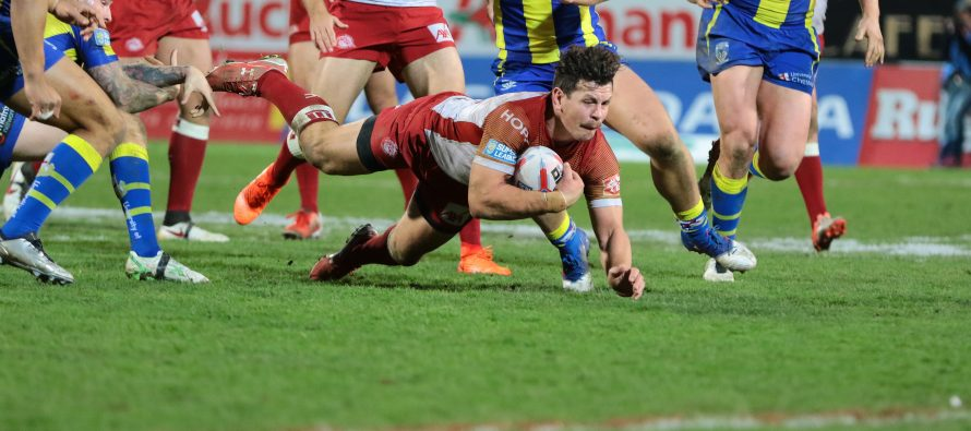 Rugby League World Special – Greg Bird looking to repay Catalans' faith
