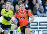 Eden hat-trick secures Tigers' late victory