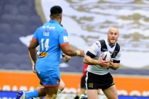 Ellis set for Hull return
