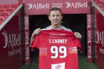 VIDEO: Carney keen to leave the past behind with fresh start at Salford