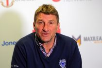 Warrington's season does not hinge on Wigan cup tie, says Tony Smith