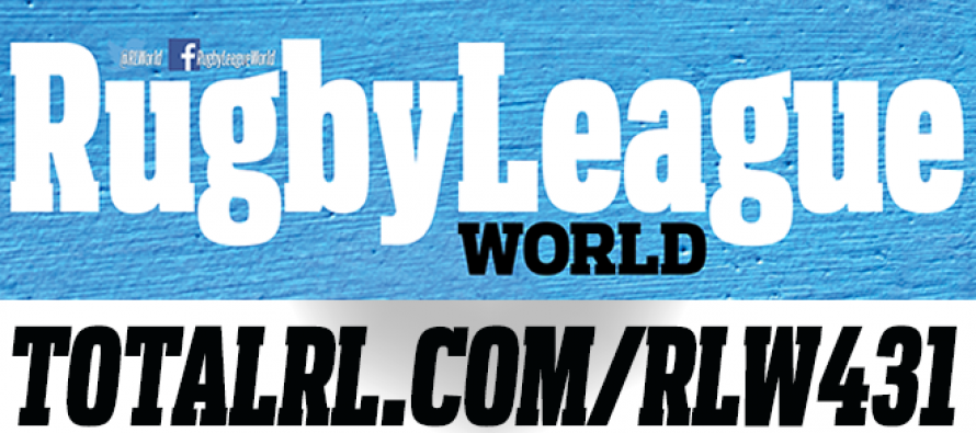 What's inside the new issue of Rugby League World?