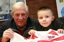 Leigh to honour young supporter who beat cancer