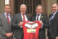 Wales Rugby League impresses Parliamentary Group