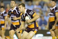 Broncos too strong for Bulldogs in Brisbane