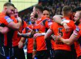 Tigers devour Wigan