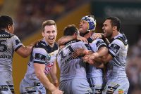 Cowboys shock Eels to progress to last four